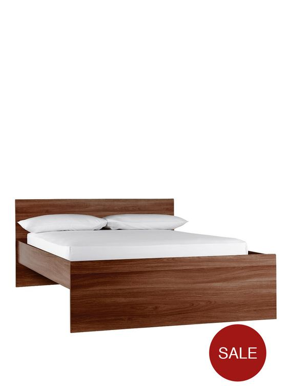 Neo Bed Frame With Free Mattress Offer And Optional Next Day Delivery Very Co