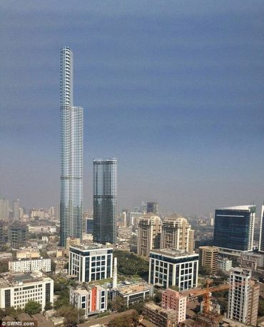Tallest Skyscrapers In Mumbai The Tower Info