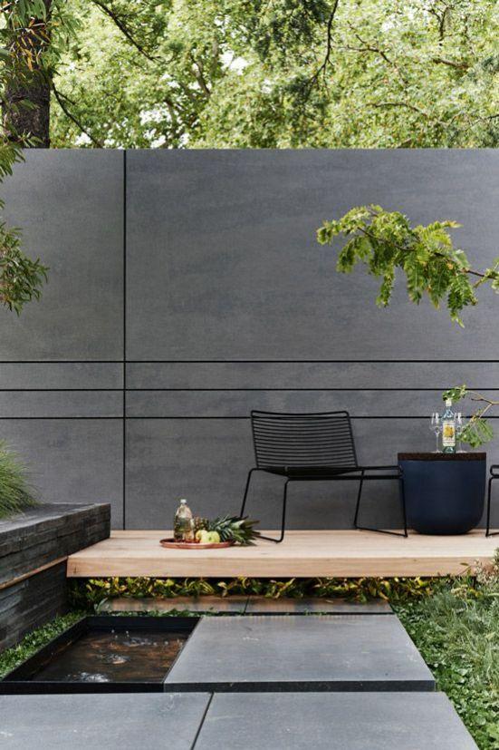 Decorare il giardino 15 idee creative guida giardino for Idee giardino moderno