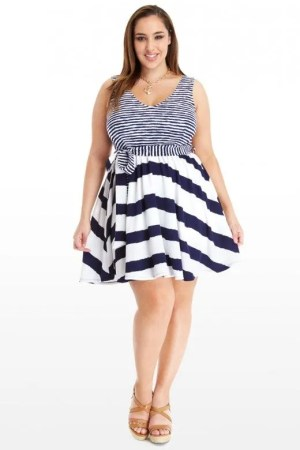 10 FREE Plus Size Sundress Sewing Patterns