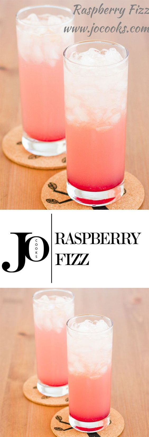 Raspberry Fizz Alcohol Free Party Drinks Recipe via Jo Cooks – a perfect refreshing non alcoholic beverage to quench your summer thirst. 4 simple ingredients for this great kid friendly drink. The BEST Easy Non-Alcoholic Drinks Recipes - Creative Mocktails and Family Friendly, Alcohol-Free, Big Batch Party Beverages for a Crowd!