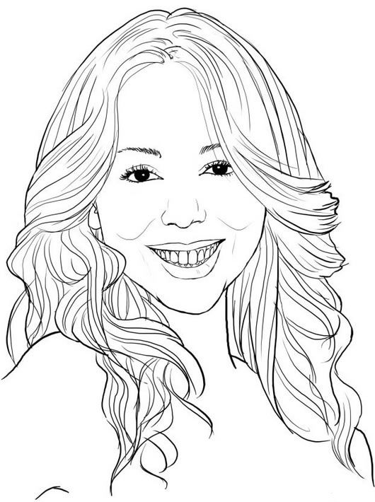 coloring pages famous people and coloring on pinterest