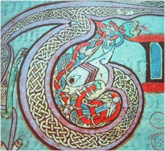 ケルズの書 ケルトの死生観と縄文死生観の画像 - 民族学伝承ひろいあげ辞典 - Yahoo!ブログ: