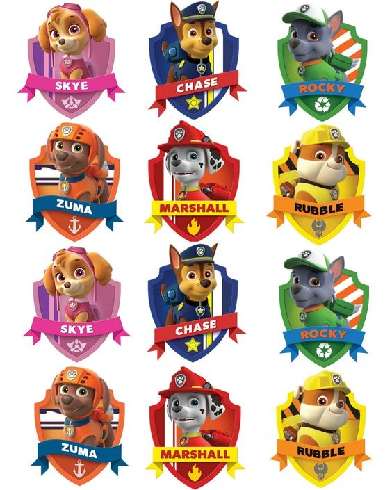 photograph about Paw Patrol Logo Printable identify Paw Patrol Birthday- Get together- Pet-tastic Programs! - Abbi Kirsten