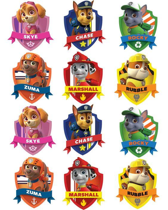 image relating to Free Printable Paw Patrol Birthday Invitations named Paw Patrol Birthday- Celebration- Puppy-tastic Recommendations! - Abbi Kirsten