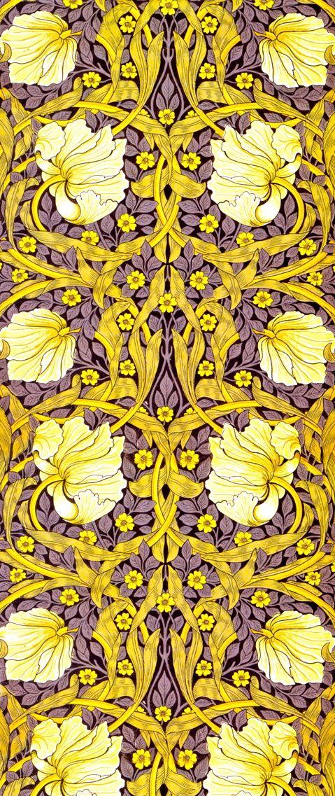 William Morris Wallpaper Design Arts Amp Crafts Movement