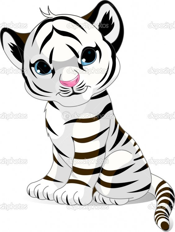 baby tiger face coloring pages tiger cub coloring pages cute white