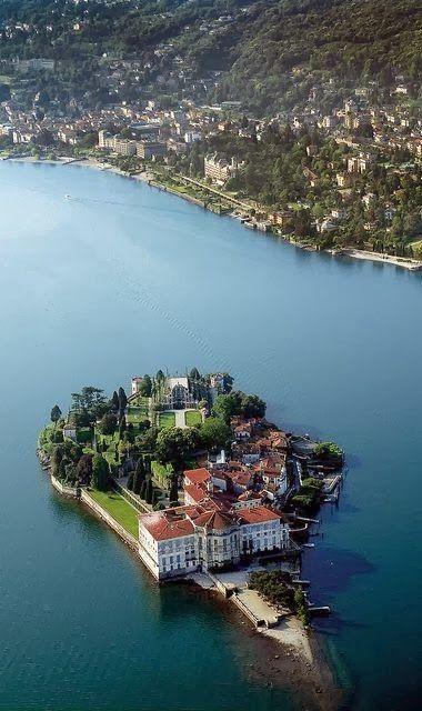 Isola Bella Island, Italy: