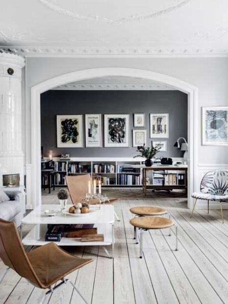 10 Gorgeous Gallery Walls We're Swooning Over — Bloglovin'—the Edit: