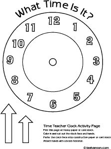 clock coloring and coloring pages on pinterest
