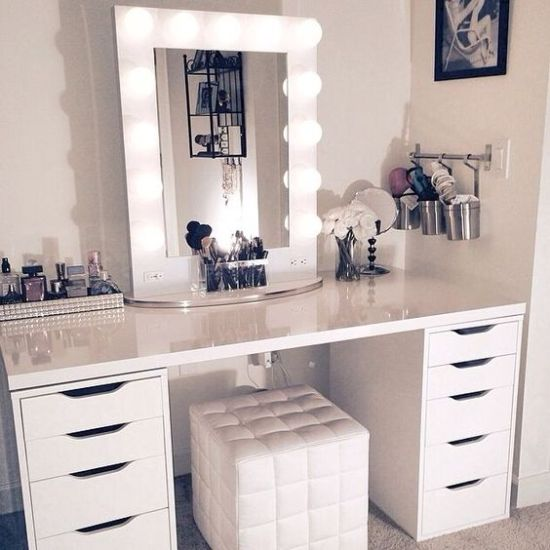 Pinterest Vanity