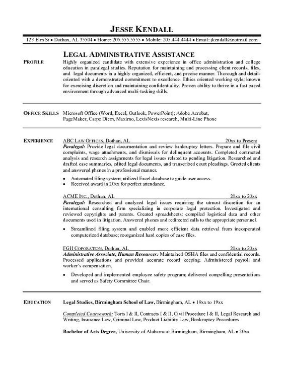 Accomplishments For A Resume accomplishments for resume it consultant resume sample Paralegal Skills Resume Sample Skills On Resume Template Paralegal