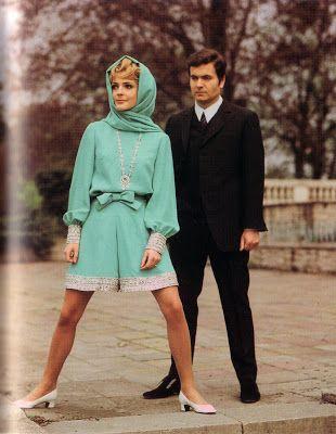 A 60-as évek divatja - NDK
