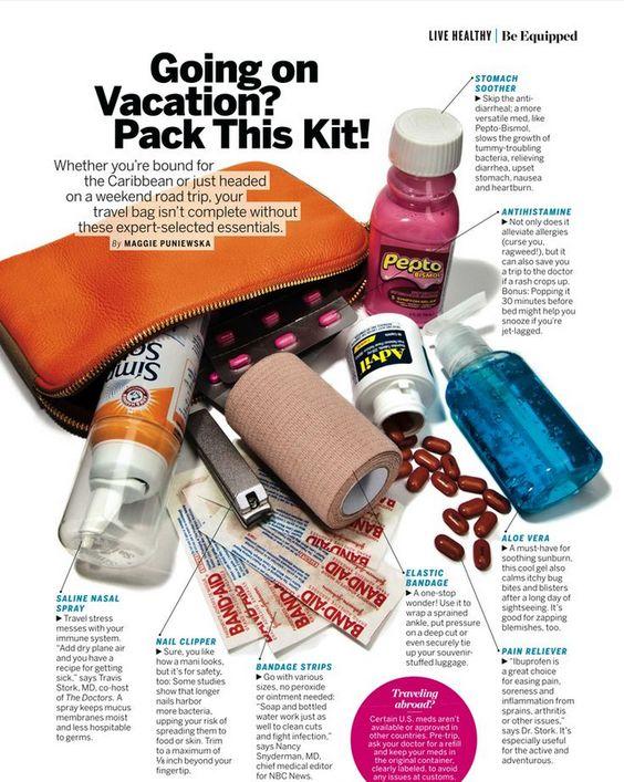 Tamaños y cosas que puedo (y no) llevar en mi equipaje