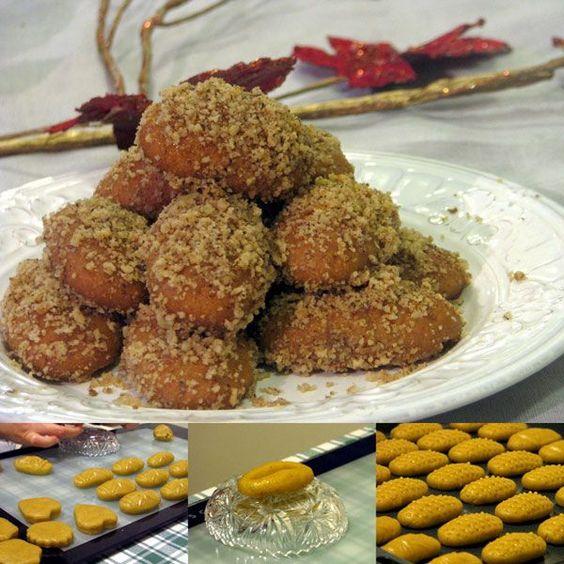 Μελομακάρονα συνταγή παραδοσιακή της Μαμάς (melomakarona - χριστουγεννιάτικες συνταγές - μελομακάρονα - συνταγή - τραγανά) :: Συνταγές και Μαγειρική :: asxetos.gr :::