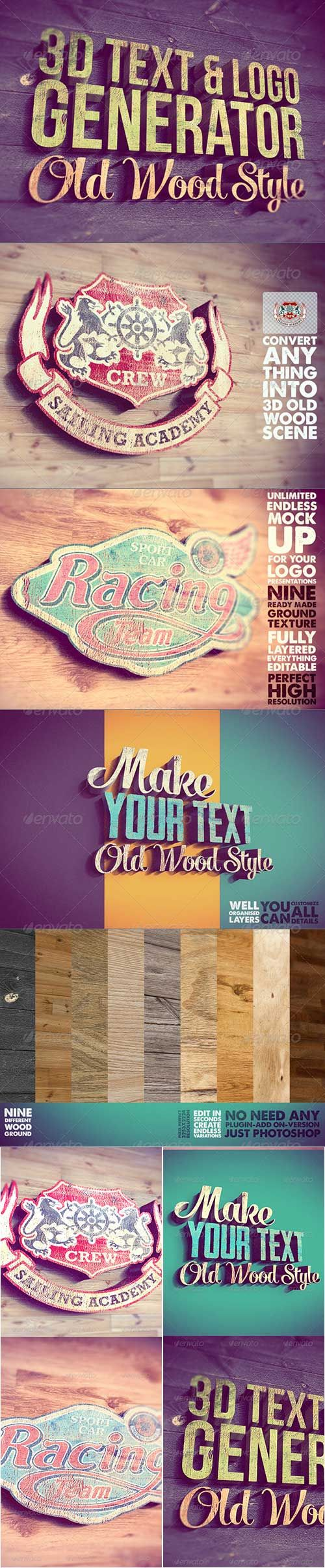 3d text, Generators and Texts on Pinterest