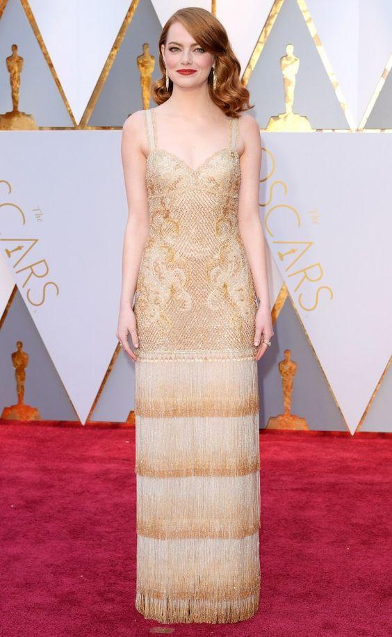 Oscars 2017: Emma Stone remporte la meilleure actrice pour La La Land