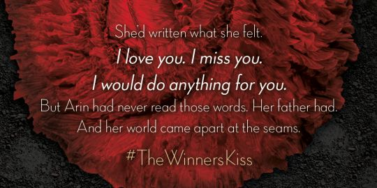 The Winner's Kiss: