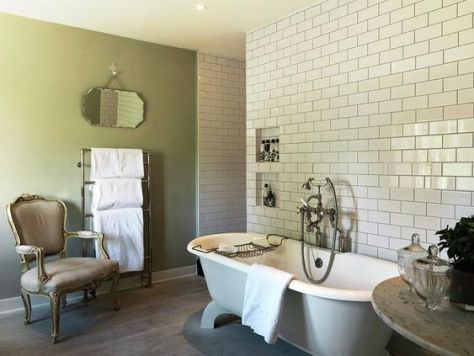 Bathroom at Babington House