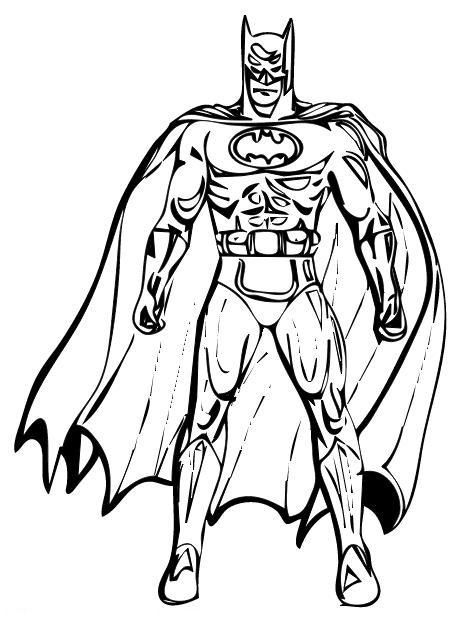 coloring pages batman and coloring on pinterest