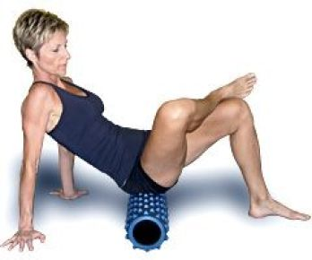 Foam Rolling ideas to give yourself a deep tissue massage for almost any part of your body. Substitute for massage therapist or use between massages.: