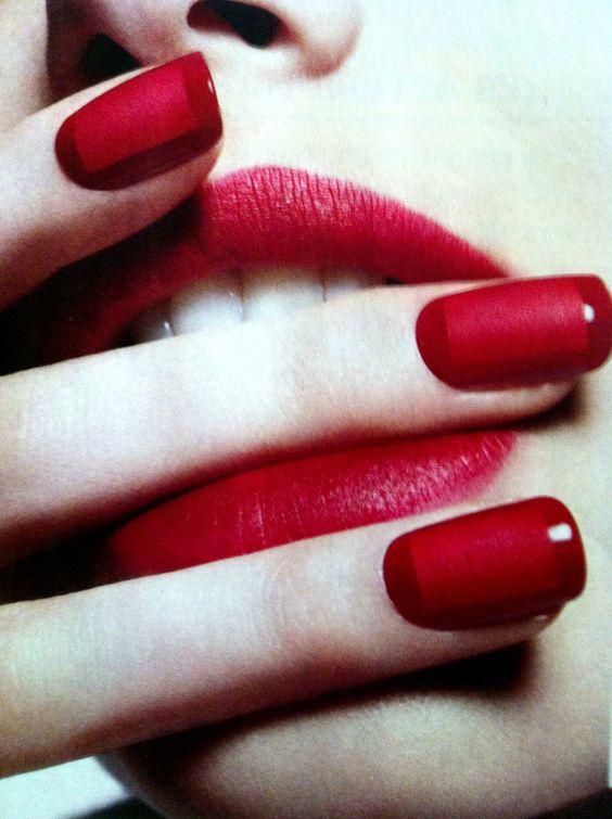 V-Day Nail Inspo