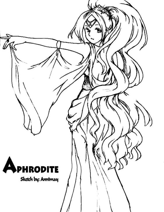 aphrodite how to draw and to draw on pinterest