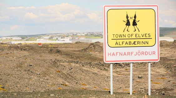 Исландия страна Эльфов.:
