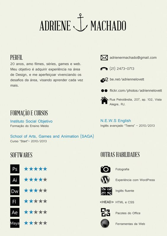 1000 images about design resumes on pinterest resume