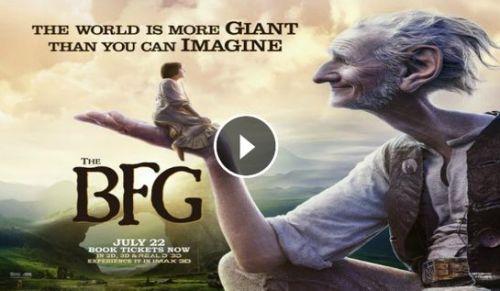 شاهد فيلم The BFG 2016مباشرة كامل اون لاين