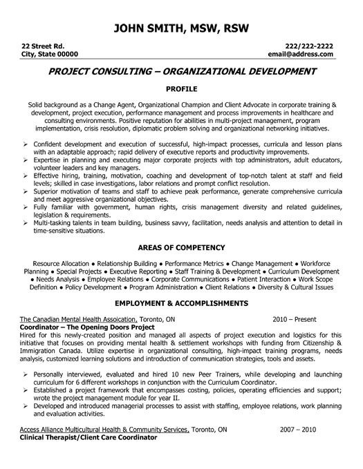 click here to download this healthcare project coordinator resume