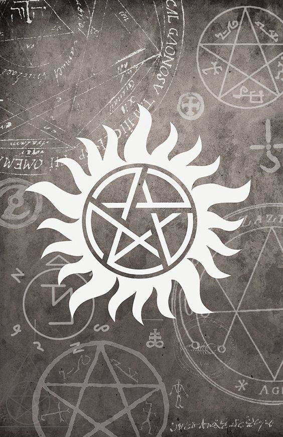 Supernatural symbols, Supernatural and Symbols on Pinterest