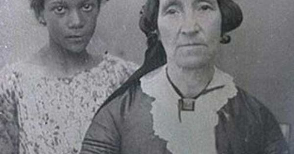 White Slave Owner Names