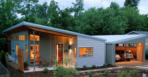 Small Footprint Dwell Tiny Homes Amp Cottages