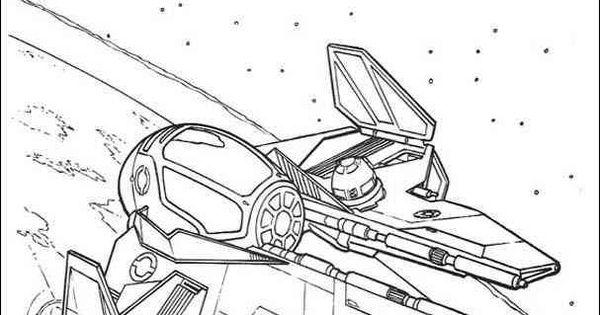 Raumschiffe 11 Star Wars Malvorlagen Pinterest