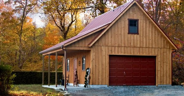 Elite Big Barns Two Story Amp Garages Penn Dutch Structures Not Sure About The Porch Garage