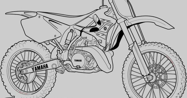 Motorcycle Coloring Pages Kids Slot Machine Will Trade