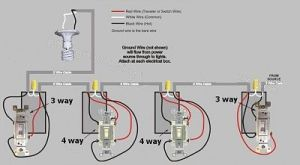 5Way Light Switch Diagram | 47130d1331058761t5way
