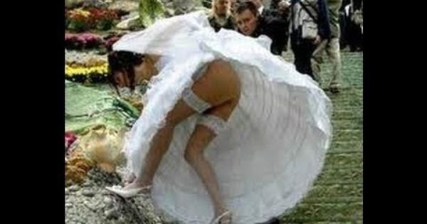 Wedding Fails Compilation , Funny Dance And Dresses Goes