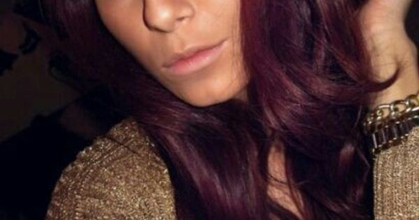 New Hair Color What Should I Do Burgundy Color Hair