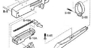 Ruger 1022 teardown   Exploded Diagrams   Pinterest