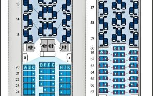 Airbus A380: British Airways, GXLEA seating configuration | Airplanes and Airports | Pinterest