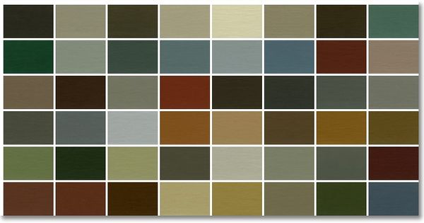 Sherwin Williams Exterior Stain Chart Woodscapes Farrow Amp Ball ColoUrs Pinterest Farrow