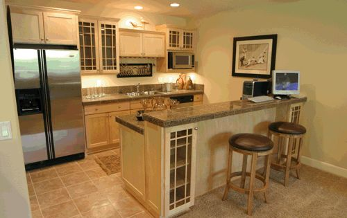 Great Flooring, Counter Tops, Wall Color, & Cabinets