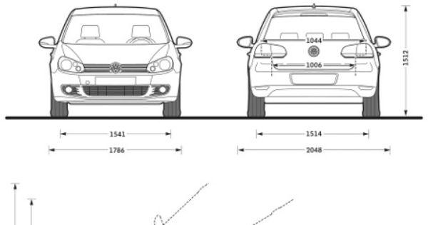 Dimensioni Volkswagen Golf Vi Serie Prezzi E Dimensioni