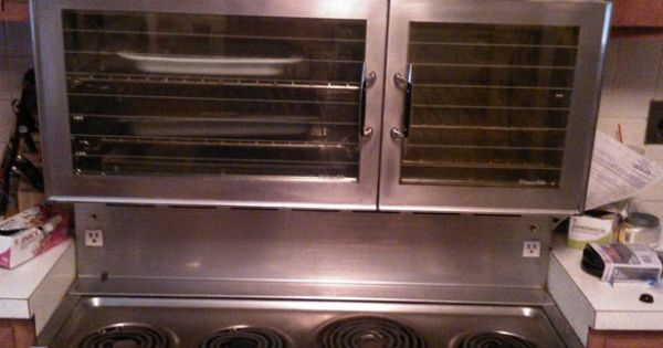 Stainless Kitchen Stoves Electric