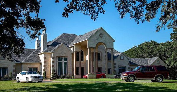 David Amp Tamela Mann House In TX Dreamhouse Goals
