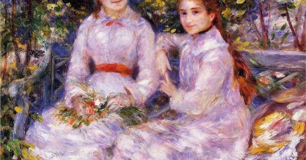 Auguste Renoir Daughter S Pierre Pierre