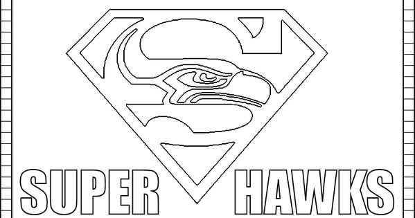 seattle seahawks free coloring pages seahawks coloring pages