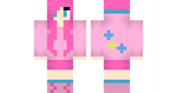 Ice Queen Minecraft Skin